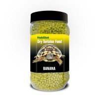 HabiStat Tortoise Food Banana 400g